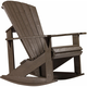C.r. Plastic Products, Inc. Generations Adirondack Outdoor Rocking Chair