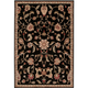 Juliet Black Area Rug, 7'10 x 10'10