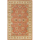 Ashlen Camel and Moss Area Rug, 4' x 6'