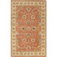 Ashlen Camel and Moss Area Rug, 6' x 9'