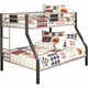 Benning Twin-Over-Full Bunk Bed