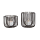 Flare Candleholders: Set of 2