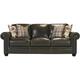Denley Leather Sofa