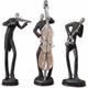 Musician Figurines: Set of 3