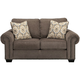 Basin Chenille Loveseat