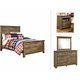 Braydon 4-pc. Full Bedroom Set