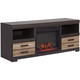 Cleo 2-pc. Tv Console W/ Fireplace