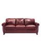 Jackson Leather Sofa