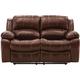 Bryant II 2-pc. Leather Reclining Loveseat