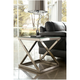 Cosburn Glass End Table