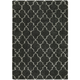 Emmerson Charcoal Area Rug, 5'3 x 7'5