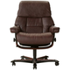 Stressless Ruby Leather Reclining Office Chair