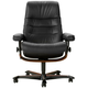 Stressless Opal Leather Reclining Office Chair