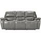 Vivaldi Leather Power-Reclining Sofa