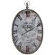 Argento Antique-Style Wall Clock