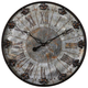 Artemis Antique-Style Wall Clock