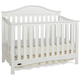 Graco Amanda 4-in-1 Convertible Crib - White