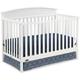 Graco Matthew 5-in-1 Convertible Crib - White