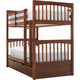 Jordan Twin-Over-Twin Bunk Bed w/ Trundle