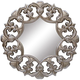 Champagne Silver Wall Mirror