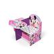 Minnie Mouse Chair Desk w/ Storage Bin