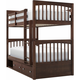 Jordan Twin-Over-Twin Bunk Bed w/ Storage