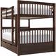 Jordan Full-Over-Full Bunk Bed w/ Trundle