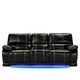 Expedition Power-Reclining Sofa w/ Lighting