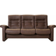 Stressless Sapphire Leather Reclining Sofa