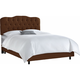 Argona Twin Tufted Bed