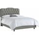Argona Queen Tufted Bed