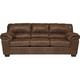 Livingston Leather-Look Sofa