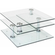 Vector Glass Coffee Table