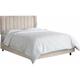 Chandler Queen Channel Seam Bed