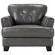 Benson Leather Chair