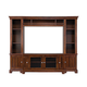 Hamilton 4-pc. Wall Unit w/ 55