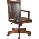 Buckingham Leather-Look Office Chair