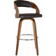 Shelly Swivel Counter Stool