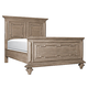 Allisten Queen Panel Bed