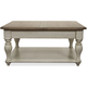 Fair Harbour Square Lift-Top Coffee Table
