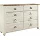 Collingwood Bedroom Dresser