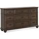 Kasari 9-Drawer Bedroom Dresser