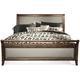 Kasari King Sleigh Bed
