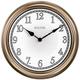 Light Time Indoor/outdoor Wall Clock
