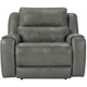 Harlington Leather Power Recliner