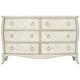 Mila Kids' Bedroom Dresser