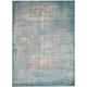 Rohesia Blue Area Rug, 7'10 x 10'6