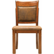 Soleste Microfiber Dining Chair