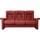 Stressless Sapphire Leather Reclining Sofa