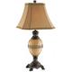 Krista Table Lamp w/ Night-Light